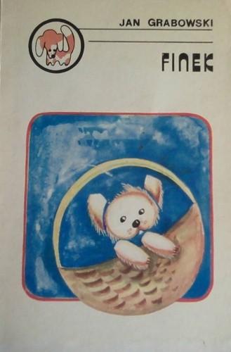 Okładka książki Finek