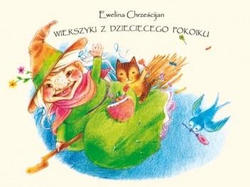 Okładka książki Wierszyki z dziecięcego pokoiku
