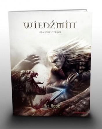 Okładka książki Wiedźmin - Artbook