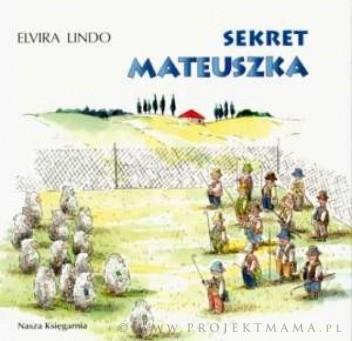Okładka książki Sekret Mateuszka