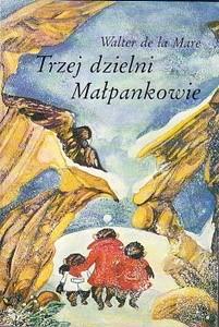 Okładka książki Trzej dzielni Małpankowie