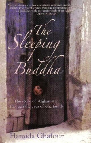 Okładka książki The Sleeping Buddha