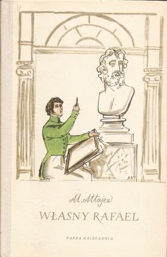 Okładka książki Własny Rafael