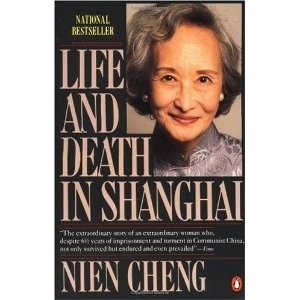 Okładka książki Life and Death in Shanghai