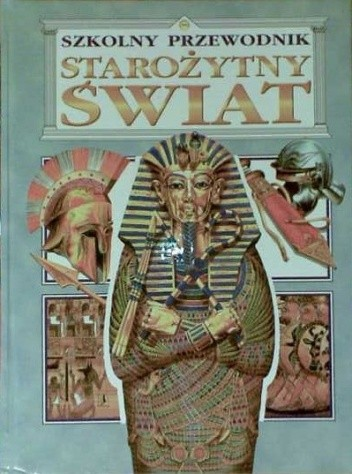 Okładka książki Starożytny świat