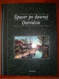 Okładka książki Spacer po dawnej Ostródzie