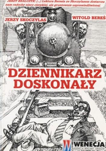 Okładka książki Dziennikarz doskonały