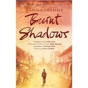 Okładka książki Burnt Shadows