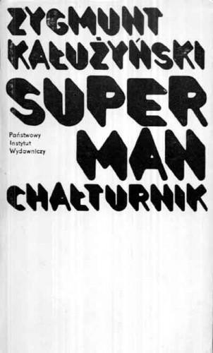 Okładka książki Superman chałturnik