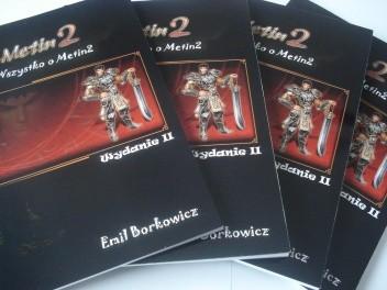 Okładka książki Wszystko o Metin2. Wydanie II