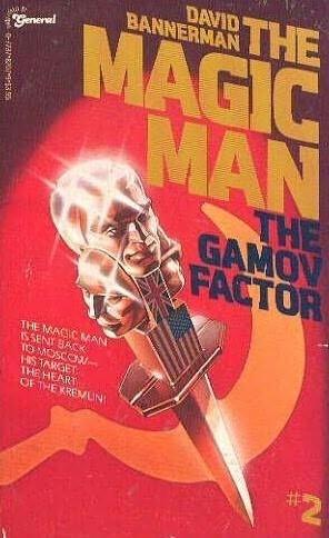Okładka książki The Gamov Factor