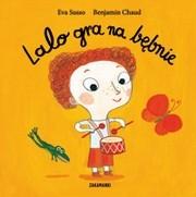 Okładka książki Lalo gra na bębnie