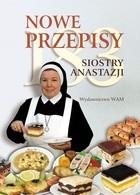 Okładka książki 183 nowe przepisy siostry Anastazji