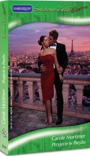 Okładka książki Przyjęcie w Paryżu
