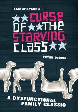 Okładka książki The Curse of the Starving Class