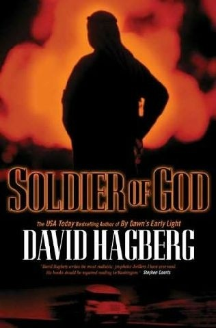 Okładka książki Soldier of God