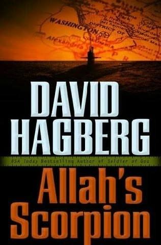 Okładka książki Allah's Scorpion