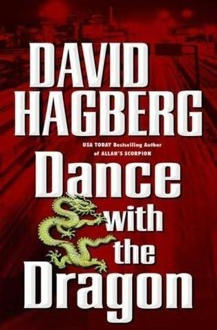 Okładka książki Dance with the Dragon