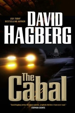 Okładka książki The Cabal