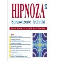 Okładka książki Hipnoza. Podręcznik sprawdzonych technik hipnotycznych.