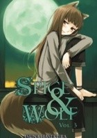 Spice and Wolf (novel) vol. 3