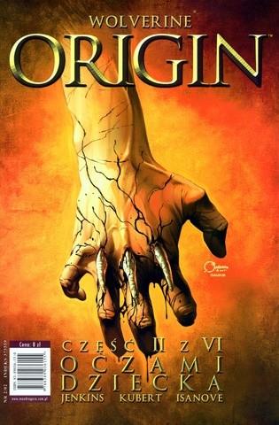 Okładka książki Origin: Oczami dziecka