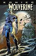 Okładka książki Wolverine - Koniec 1