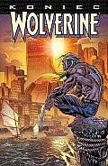 Okładka książki Wolverine - Koniec 2