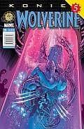Okładka książki Wolverine - Koniec 5
