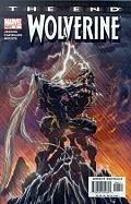 Okładka książki Wolverine - Koniec 6
