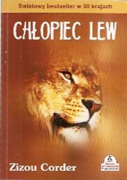 Okładka książki Chłopiec Lew