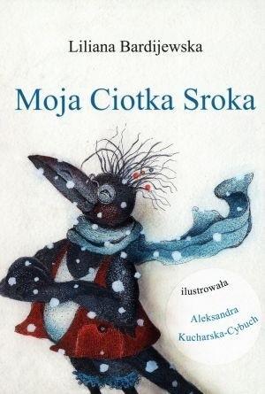Okładka książki Moja Ciotka Sroka