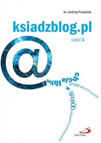 Okładka książki ksiadzblog.pl