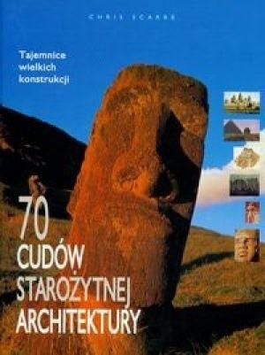 Okładka książki 70 cudów starożytnej architektury