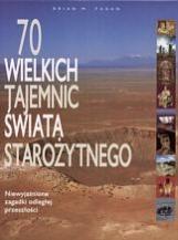 Okładka książki 70 wielkich tajemnic świata starożytnego