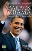 Okładka książki Barack Obama czarnoskóry Kennedy