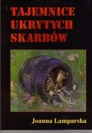 Okładka książki Tajemnice ukrytych skarbów