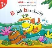 Okładka książki B jak barakuda
