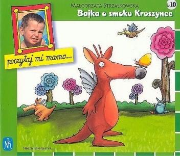 Okładka książki Bajka o smoku Kruszynce