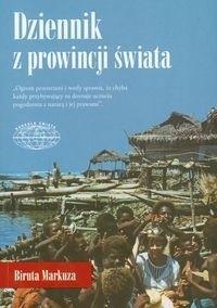 Okładka książki Dziennik z prowincji świata