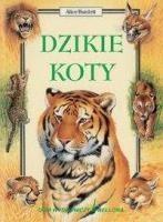 Okładka książki Dzikie koty