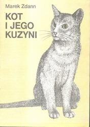 Okładka książki Kot i jego kuzyni