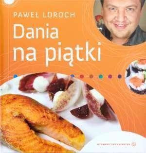 Okładka książki Dania na piątki