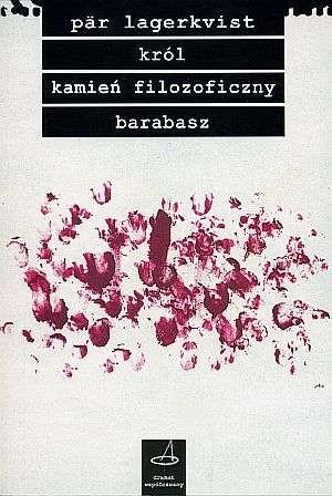 Okładka książki Król. Kamień filozoficzny. Barabasz