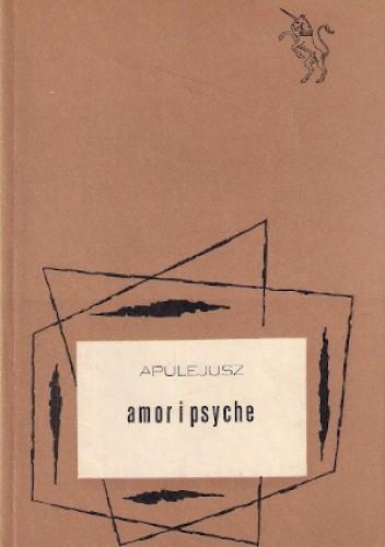 Okładka książki Amor i Psyche
