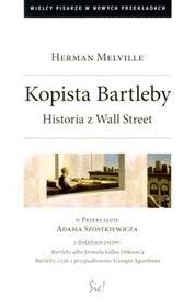 Okładka książki Kopista Bartleby. Historia z Wall Street