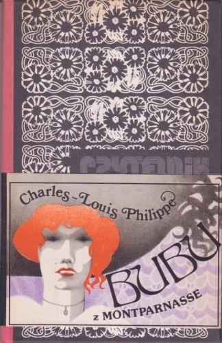 Okładka książki Bubu z Montparnasse