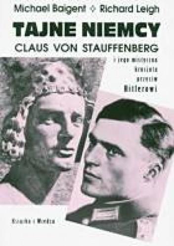 Okładka książki Tajne Niemcy
