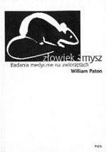 Okładka książki Człowiek i mysz