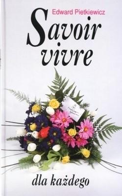 Okładka książki Savoir vivre dla każdego